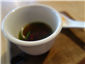 cup of duck broth