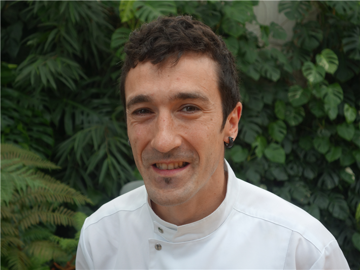 head chef Eneko Atxa