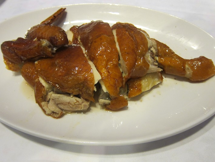 Celebrity cusine restaurant review 2012 july hong kong for Andys chinese cuisine