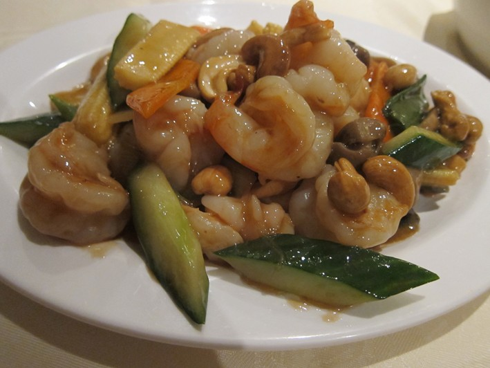 Four seasons restaurant review 2011 september london for Andys chinese cuisine