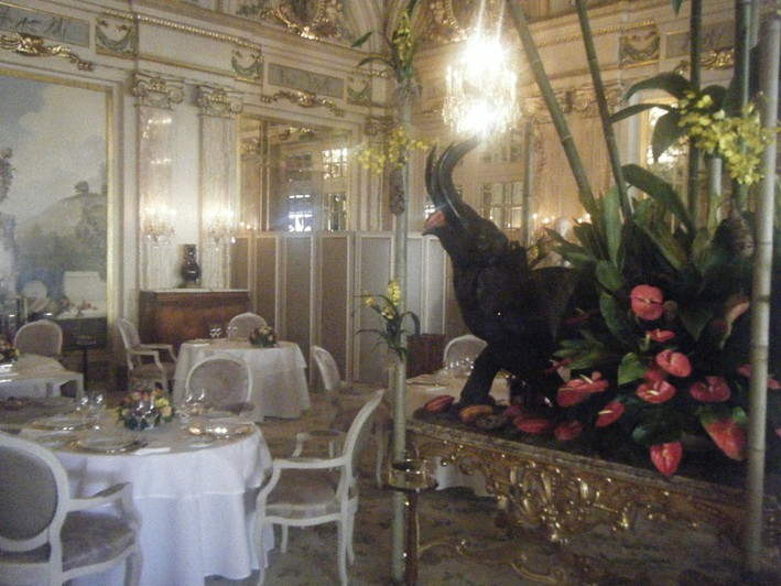 dining room in 2008