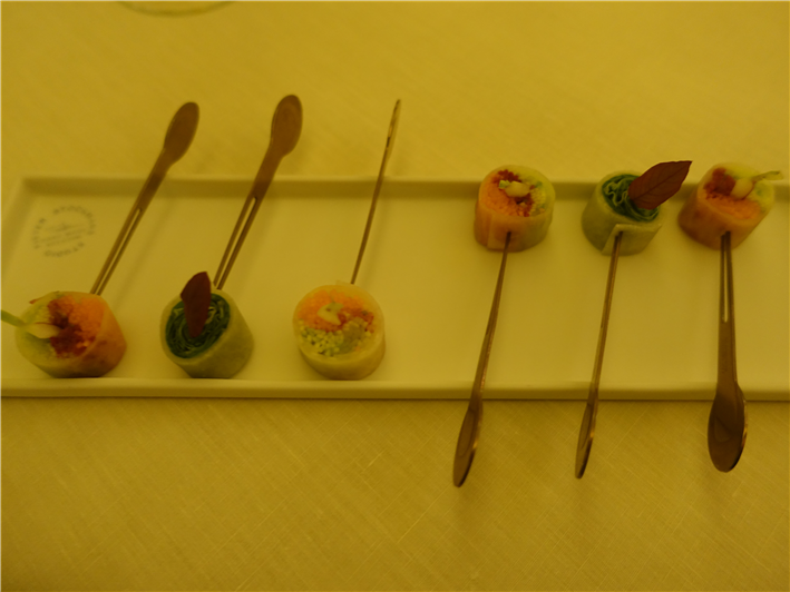 raw vegetable nibbles