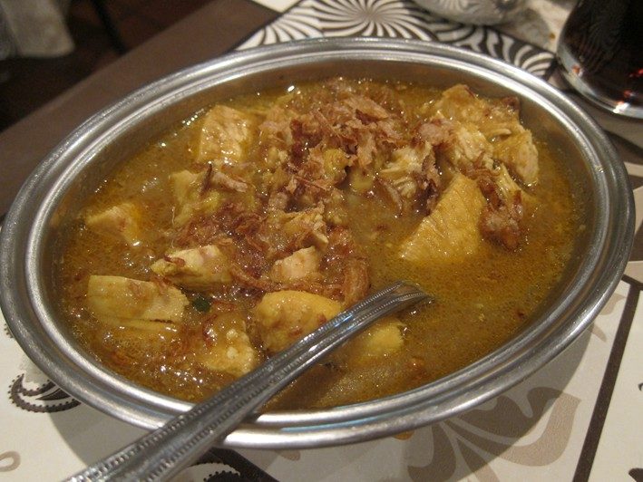 chicken with tamarind