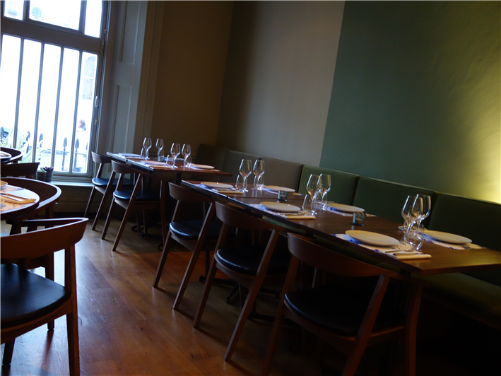 review of portuguese restaurant notting hill kitchen by