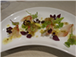 sea bass carpaccio