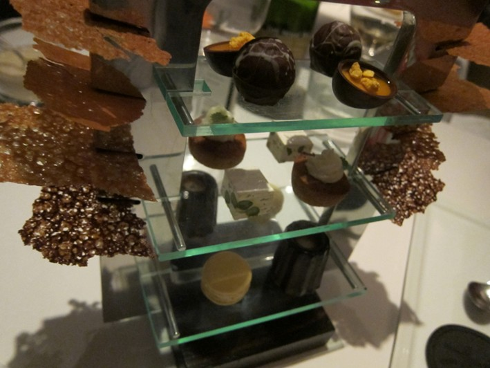 petit fours selection